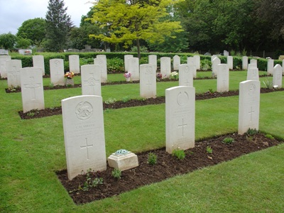 Turf for War Graves